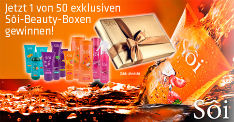 50 x Sôi Beauty-Boxen