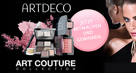 10 Tester für ARTDECO Art Couture Collection