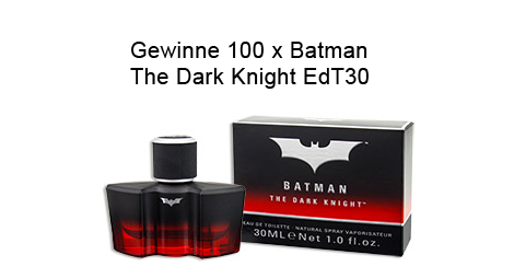 100 Tester für Batman The Dark Knight EdT