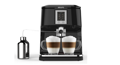 50 Tester für KRUPS 2in1 Touch Kaffeevollautomat EA8808