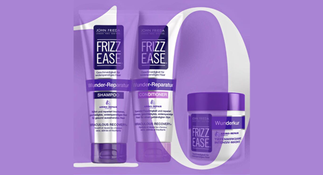 10 Tester für Frizz Ease® Beauty Sets