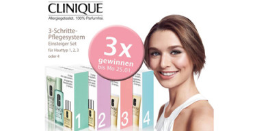 Clinique hauttyp test