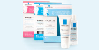 La roche posay set test