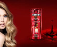 Loreal elvital color glanz shampoo test