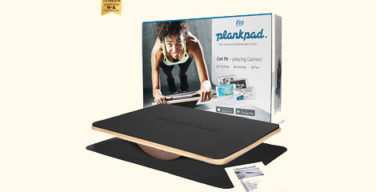Produkttester Fit For Fun Plankpad