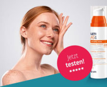 25 Tester für Leti AT4 Anti Juckreiz Hydrogel