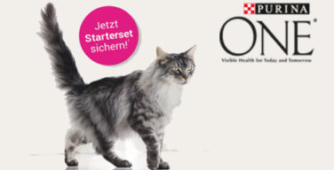 Produkttester Purina ONE Starterset